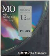 Philips 1.2gb 5.25 MO Disk