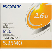 Sony EDM 2600C 2.6gb Rewritable MO Disk