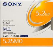 Sony CWO 5200C 5.2gb WORM MO Disk