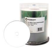 White Inkjet Printable CD-R