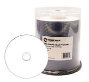 White Inkjet Hub Printable DVD-R