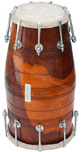 Sheesham Wood Dholak, Bolt Tuned For Sale