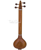 MAHARAJA MUSICALS Dragon Tanpuri, Wood Carving, 4 Strings - No. 199 (Flat Instrumental Tanpura/Tambura)