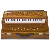 Monoj Sardar MKS Harmonium No. 167, Teak Wood, Folding