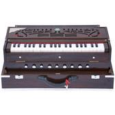 Manoj Sardar Teak Wood Folding Harmonium