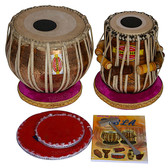 Mukta Das Ganesh Golden Tabla Set 4kg