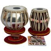 buy AKBAR MIAN & BROS™ Standard Tabla Set , 3.5 KG Copper Bayan for sale