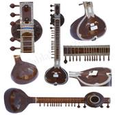 buy kanai Lal Sitar Ravi Shankar style for Sale