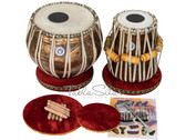 Saraswati Copper Tabla Set, 4kg Bayan