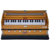 BINA no. 8A Harmonium, 2 Reeds, 3¼ Octaves, 7 Stops, Coupler, 39 Keys - 406