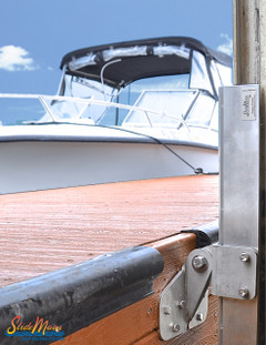 "The SlideMoor Floating Dock Bracket ""FDB"""