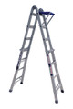 Bailey Multi Purpose Ladder Aluminium 135kg Telescopic BXS-20 FS13206