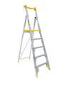 Bailey Platform Ladder Aluminium 170kg Platform Height 1.5m Professional FS13401