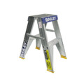 Bailey Step Ladder Double Sided Aluminium 150kg 0.6m Professional FS13384