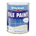 White Knight 1L White Tile Paint