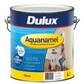 Dulux Aquanamel 4L High Gloss White Enamel Paint