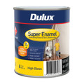 Dulux Super Enamel 500ml High Gloss Black Enamel Paint