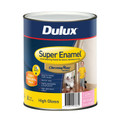 Dulux Super Enamel 1L High Gloss Chromamax Extra Bright Enamel Paint