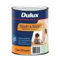 Dulux Wash & Wear 101 1L Low Sheen Deep Base Interior Paint