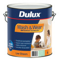 Dulux Wash & Wear 101 4L Low Sheen Deep Base Interior Paint