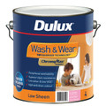 Dulux Wash & Wear 101 4L Low Sheen Extra Bright Base Interior Paint