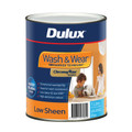 Dulux Wash & Wear 101 1L Low Sheen Blue Base Interior Paint