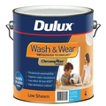 Dulux Wash & Wear 101 4L Low Sheen Blue Base Interior Paint