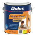 Dulux Wash & Wear 101 4L Low Sheen Bold Yellow Base Interior Paint