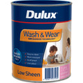 Dulux Wash & Wear 101 1L Low Sheen Magenta Base Interior Paint