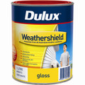 Dulux Weathershield 1L  Blue Base Gloss Exterior Paint