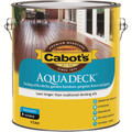 Cabots Aquadeck 4L New Natural Exterior Decking Oil