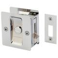 Gainsborough Rectangular Privacy Sliding Cavity Door Vp Gb Lock 393BCS