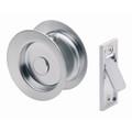 Gainsborough Sliding Cavity Door Lock Vp Gb Circular Passage Pb 396PBC