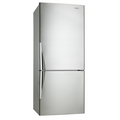 Westinghouse Stainless Steel Bottom Mount Fridge WBE4300SB