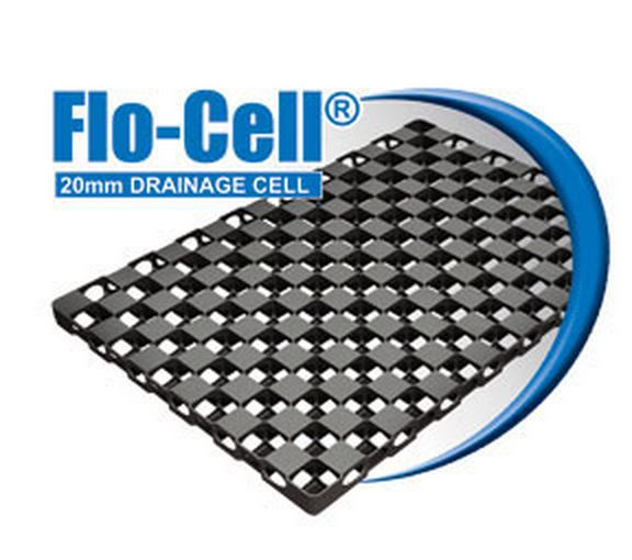 Flo Cell Drainage : Drainage cell mm atlantis hardware general