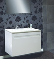 Lucent 800 Vanity With Onovo Drop In Basin