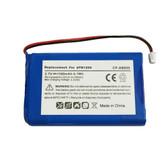 Battery for RTI T1 T2 T2+ T2-B T2-C T2-Cs T3 T3-V TheaterTouch Remotes