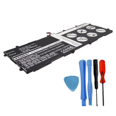 SP3676B1A Battery for Samsung Galaxy Tab 10.1, Tab 2 10.1 & Note 10.1 w/ Tools