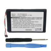 361-00035-00 Battery Kit for Garmin Edge 800 810 GPS Cycling Computer