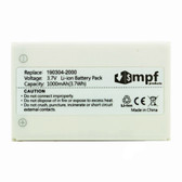 Battery for Monster MCC AV100 AV300 AVL300s Remote Controls
