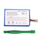 A00100 BA1001 Battery for Amazon Kindle 1 D00111 with Tool