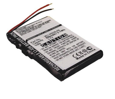 361-00025-00 Battery for Garmin Edge 305 GPS Cycling Computer