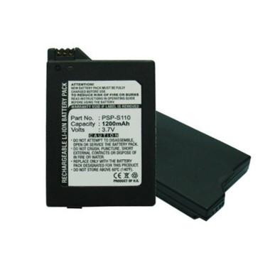 PSP-S110 Battery for Sony PSP Slim PSP-2000 PSP-2001 PSP-3000 PSP-3001