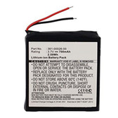 361-00026-00 Battery for Garmin Forerunner 205 305 GPS Sport Watch