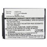 02800-02 Battery Summer Infant Slim & Secure 02800 02804 02805 Monitor
