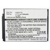 02800-02 Battery for Summer Infant Best View 28030 28034 28035 Monitor