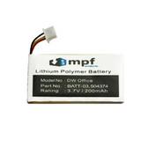 200mAh 504374 Battery for Sennheiser DW Office OfficeRunner SD Office