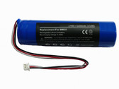 NTA2335 Battery for Logitech mm50 Portable Speaker System for iPod