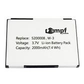 W-3 Battery 5200008 5200056 Sierra Wireless Aircard 760 760s 762s 785s