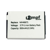Zik 2.0 Battery MH46671 PF056015 PF056026 1ICP7/28/35 - 830mAh